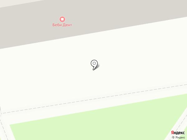 Леопард на карте Тамбова
