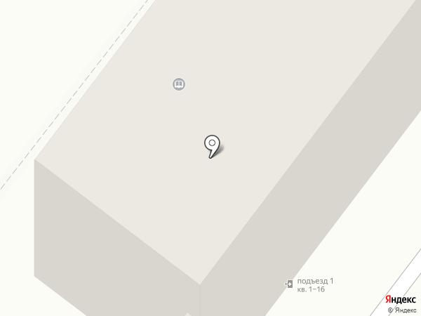 Библиотека №22 им. Е.А. Боратынского на карте Тамбова