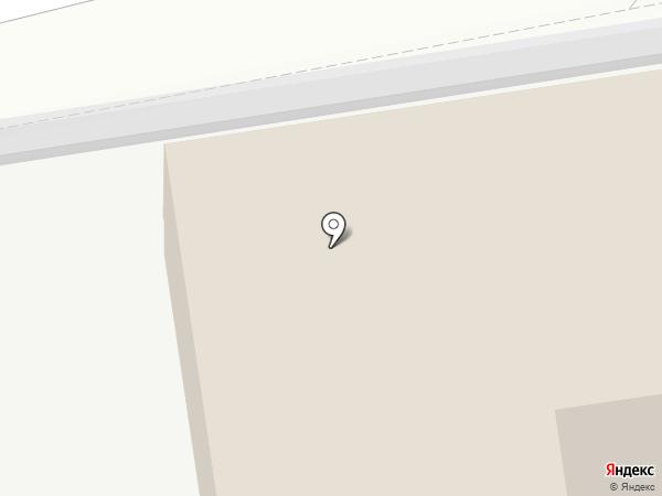 На Успенской на карте Тамбова