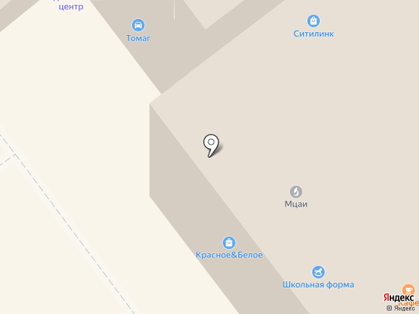 Gracio на карте Тамбова
