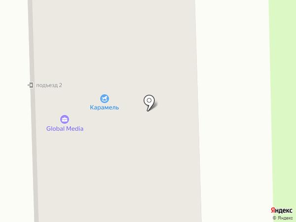 Компания по созданию сайтов на карте Тамбова