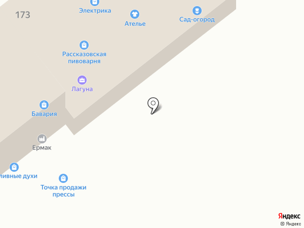 Всё для праздника на карте Тамбова