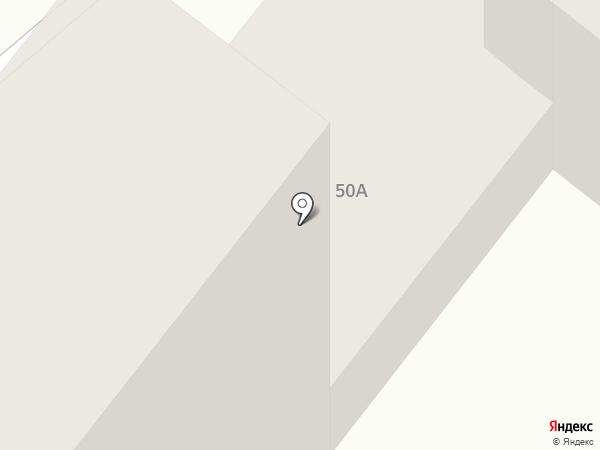Пассажирские перевозки, МБУ на карте Тамбова