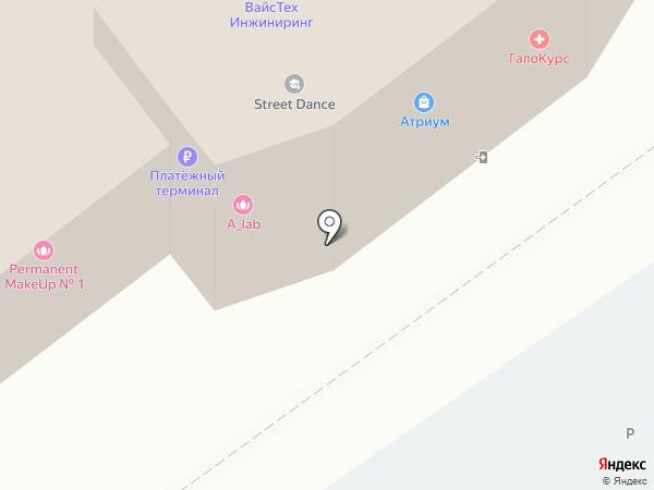 Fantasia на карте Тамбова