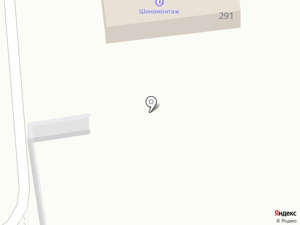 Сабо на карте Тамбова