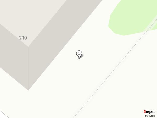 Кузовщина-68 на карте Тамбова