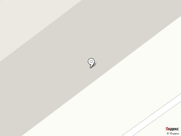 Полимермаш на карте Тамбова