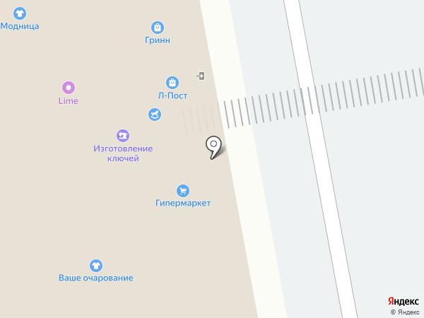 Сильви на карте Тамбова
