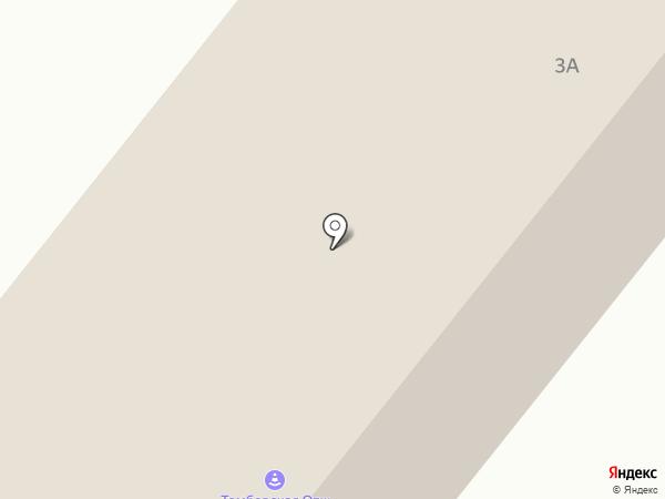ДОСААФ России Тамбовского района на карте Тамбова