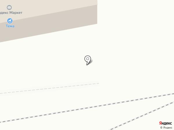 ЕвроДеталь на карте Тамбова