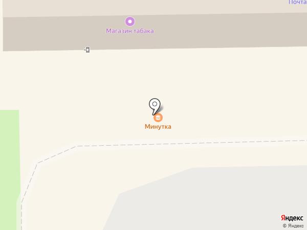 Табак маркет на карте Тамбова