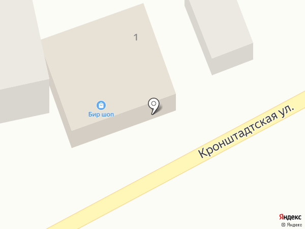 Виктория на карте Тамбова
