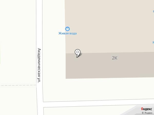 Тёплый дом на карте Тамбова