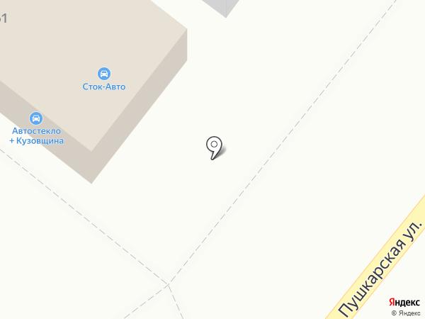 Мир аккумуляторов и амортизаторов на карте Тамбова