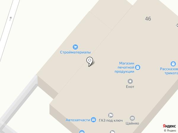 Пит-стоп на карте Тамбова