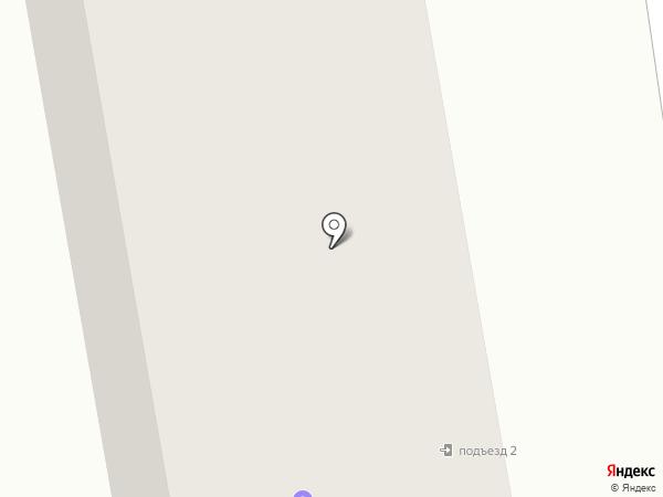 Электрон-1, ЖСК на карте Тамбова