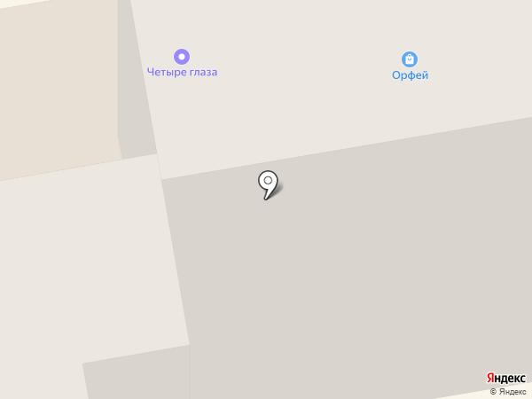 Граверная мастерская на карте Тамбова