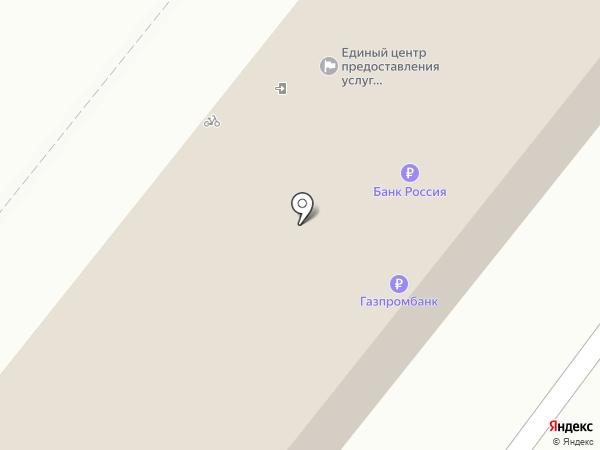 Банкомат, АБ Россия на карте Тамбова