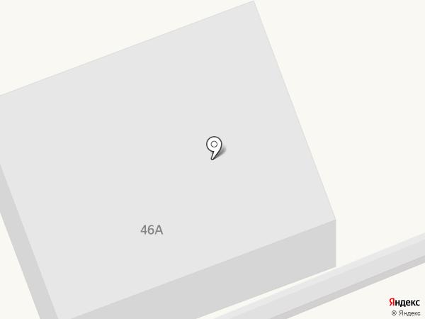 Магазин по продаже металлоконструкций на карте Строителя