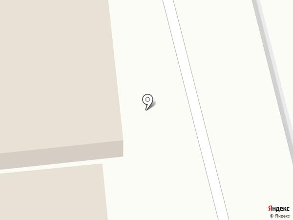Станция технического обслуживания на карте Строителя