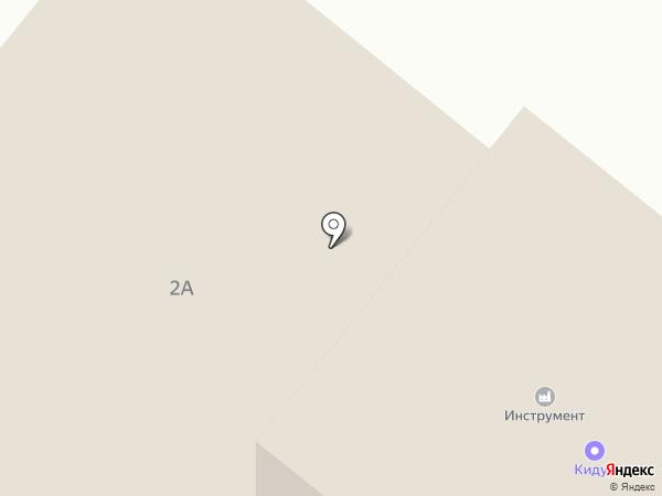 Торгтехника на карте Тамбова