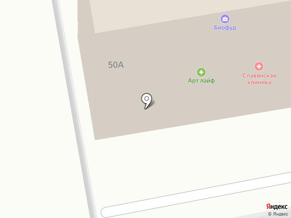 РЕСО-Лизинг на карте Тамбова