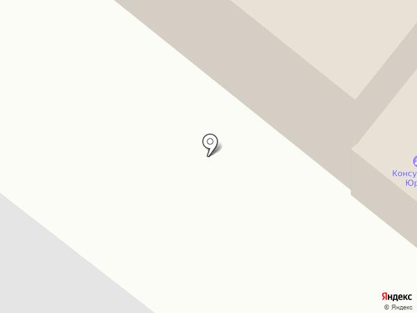 НОВАТОР на карте Тамбова