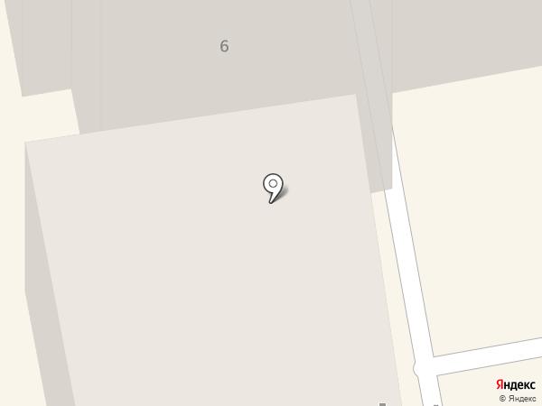 Торговый дом Влад на карте Тамбова
