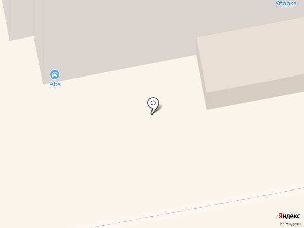 Сундук на карте Тамбова