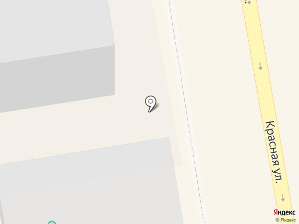 Московский Фондовый Центр на карте Тамбова