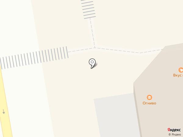 РобинСдобин на карте Тамбова