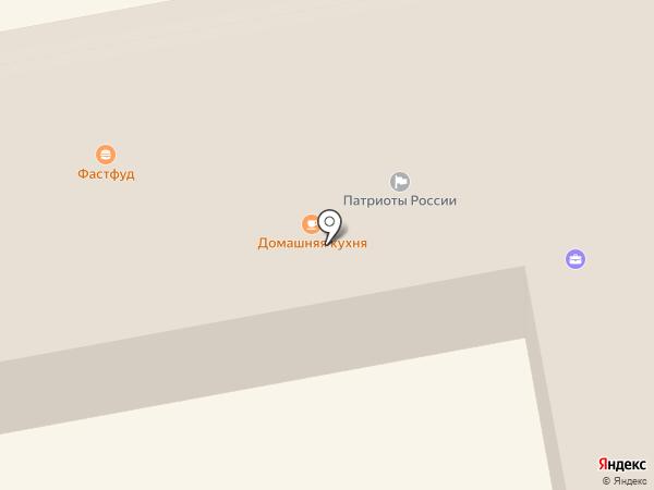 Лакомка на карте Тамбова