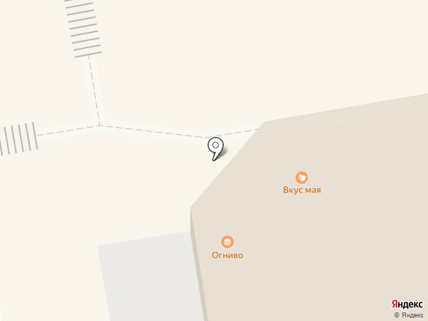 Тандыр на карте Тамбова