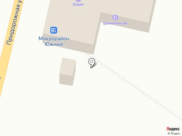 Клёвое место на карте Строителя