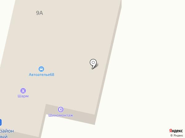 МПК Чернышевой на карте Строителя