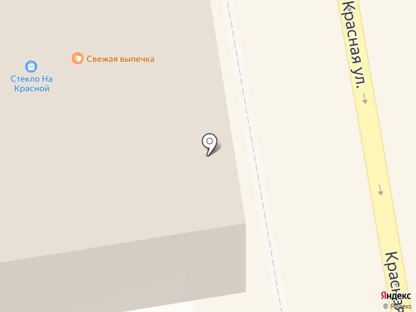 АИСт на карте Тамбова
