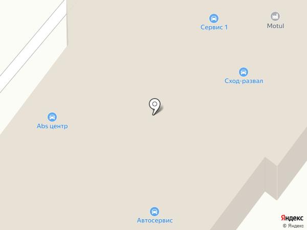 ABS-центр на карте Тамбова