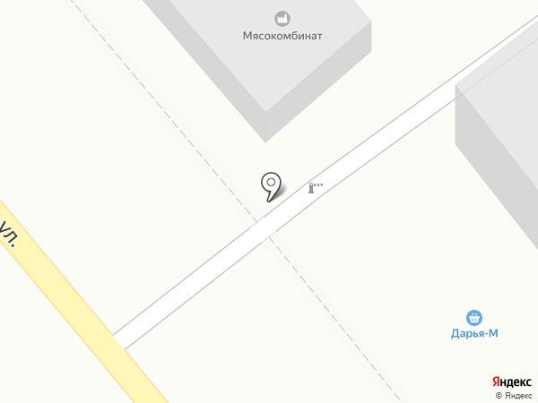 Дарья-М на карте Тамбова