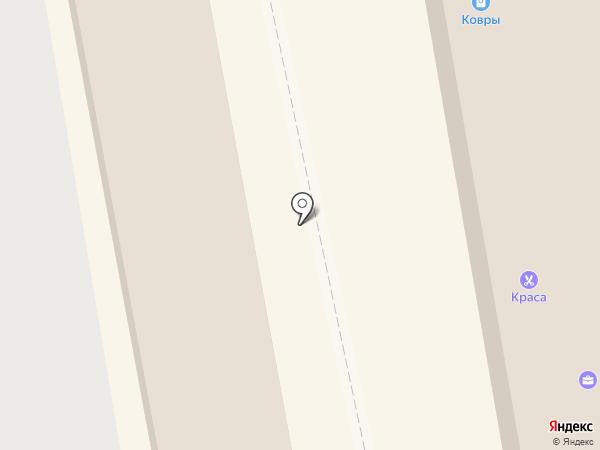 Rodeo на карте Тамбова