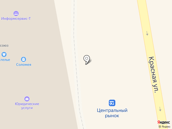 Совкомбанк, ПАО на карте Тамбова