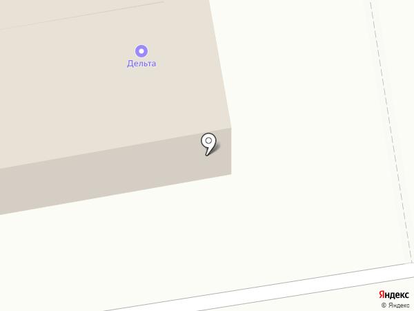 ПМК Бухгалтер на карте Тамбова