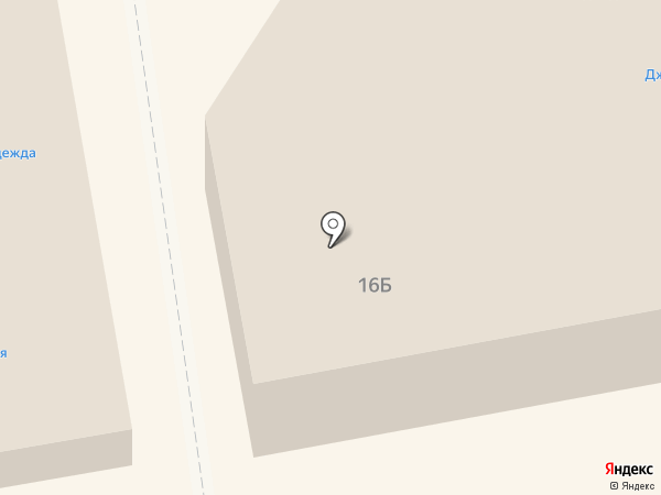 МПК на Ипподромной на карте Тамбова