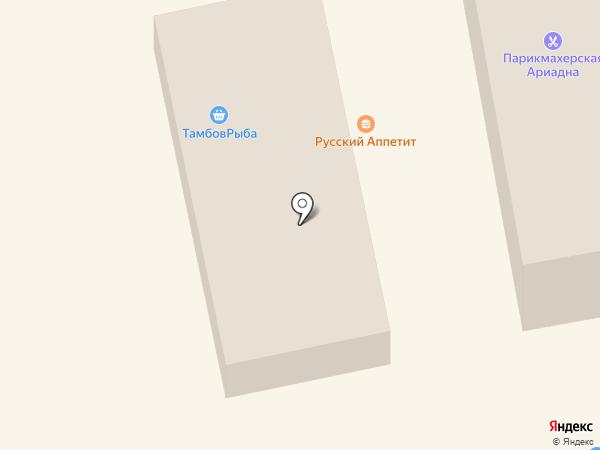 Solliden на карте Тамбова