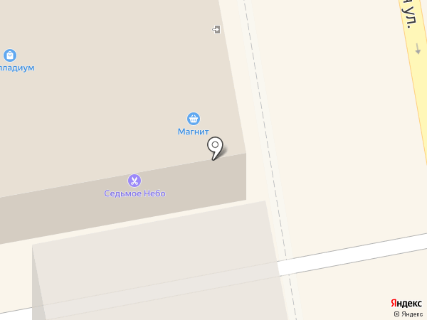 ТАКТИК на карте Тамбова