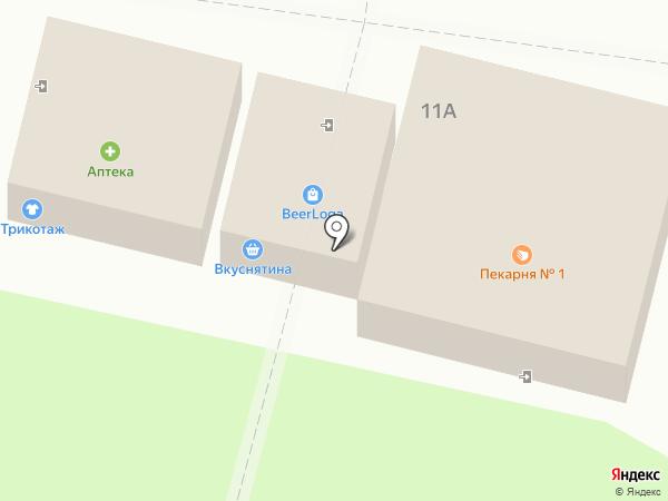 Тамбовфармация на карте Строителя
