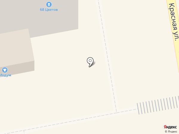 ЮЛА на карте Тамбова