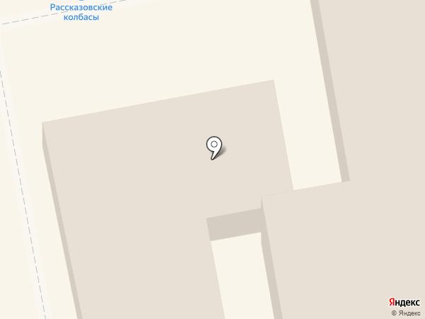 Ням-ням на карте Тамбова