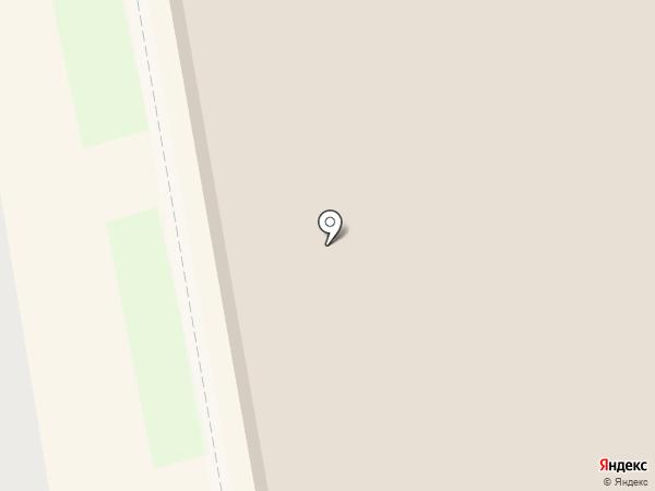 Ника на карте Тамбова