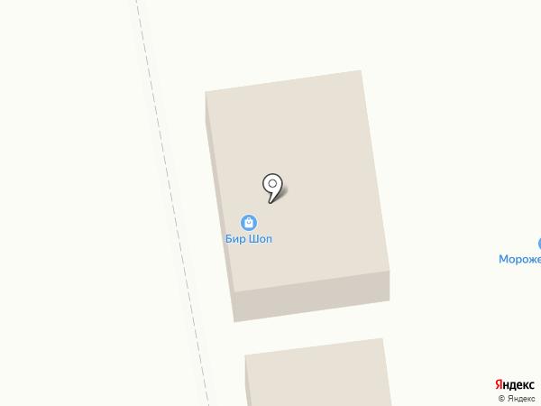 Мичурино на карте Тамбова