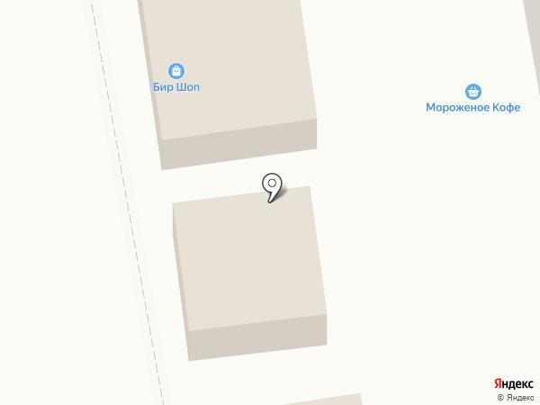 Мясной Мир на карте Тамбова